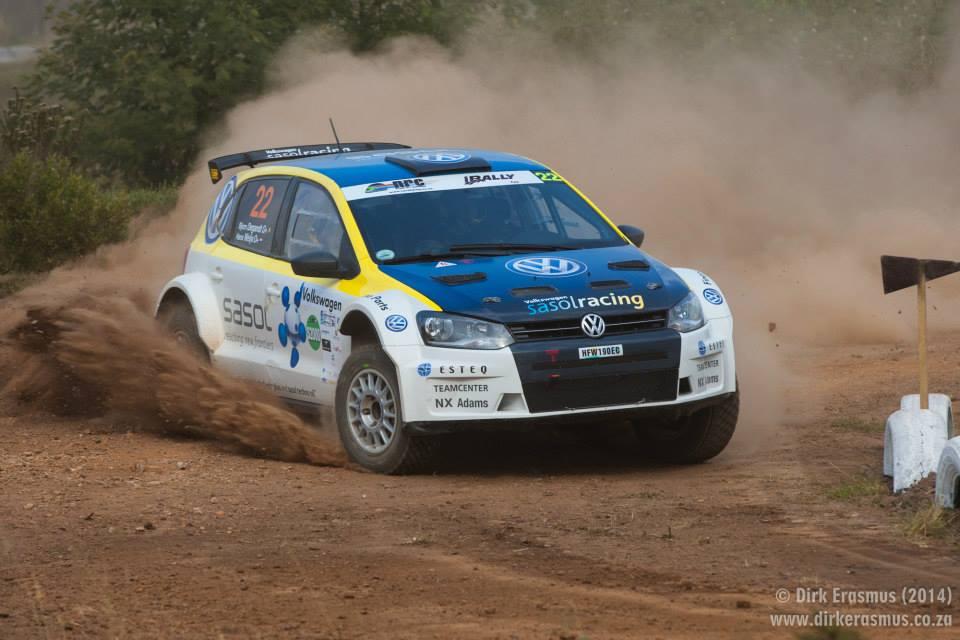 2014 VW Rally JBay