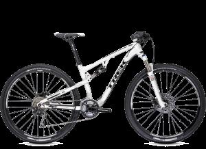 A Trek Superfly FS6 Mountain Bike