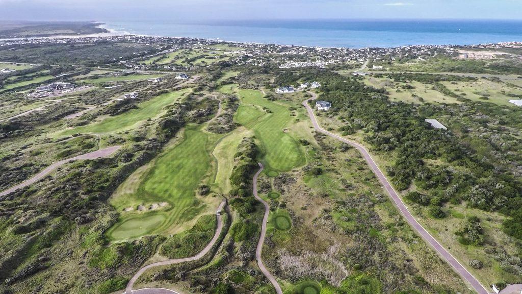 The St Francis Links Golf Course © AerialMedia
