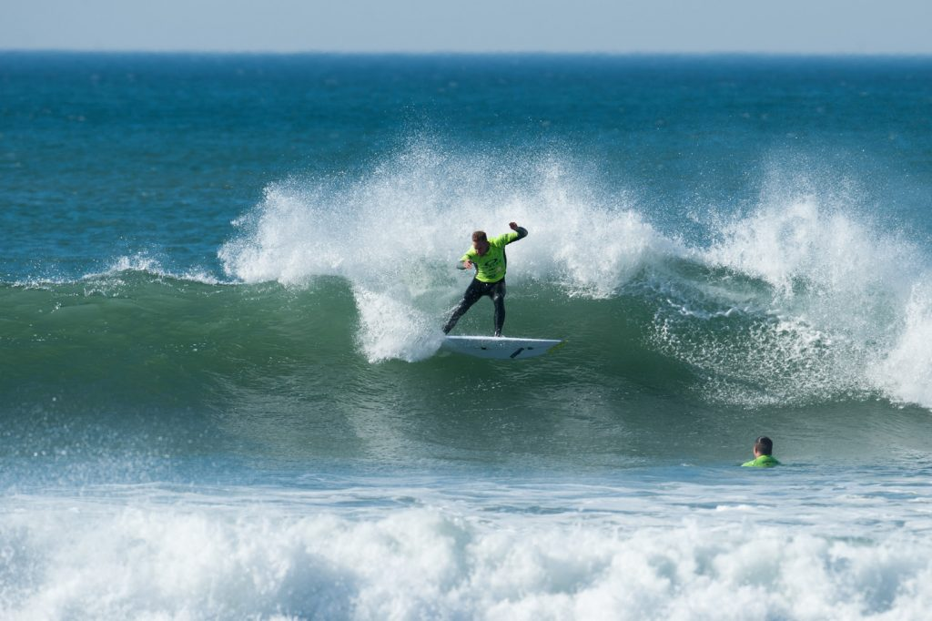 Tom Whittaker in action ©Kody McGregor