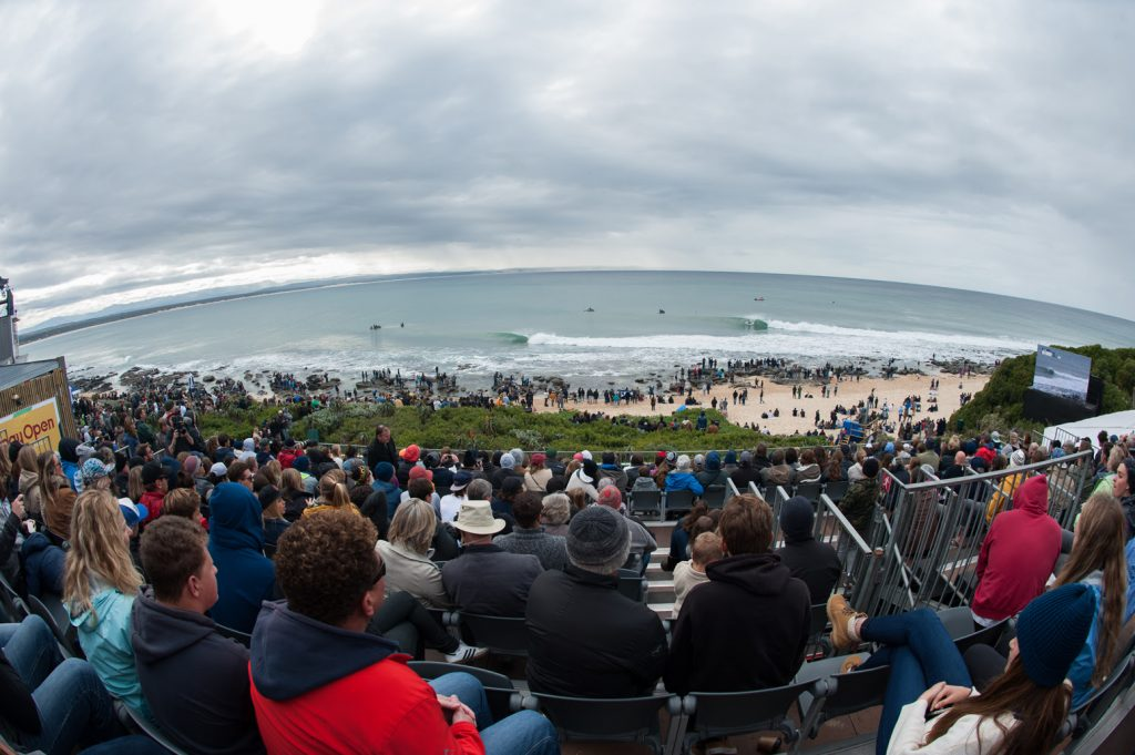 Congrats to Mick Fanning for winning the JBay Open. It was a great event © Kody McGregor