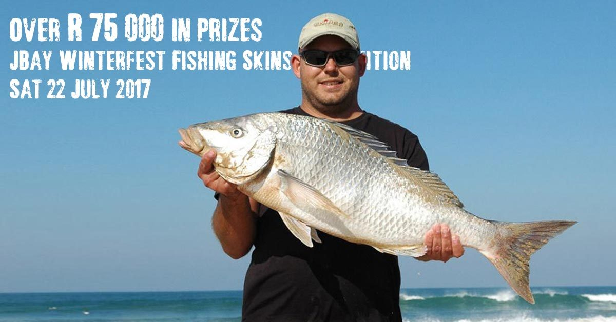 JBay Winterfest Fishing Skins