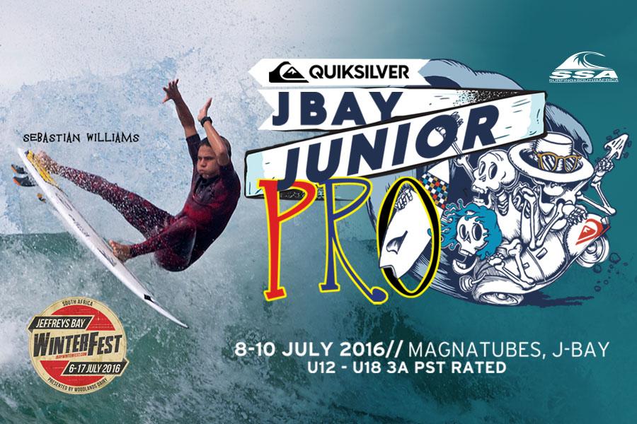 JBay Junior Pro