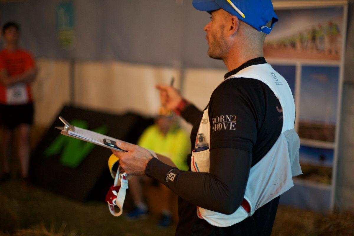 JBayX Trail Run Event organiser Rieghard Janse Van Rensburg