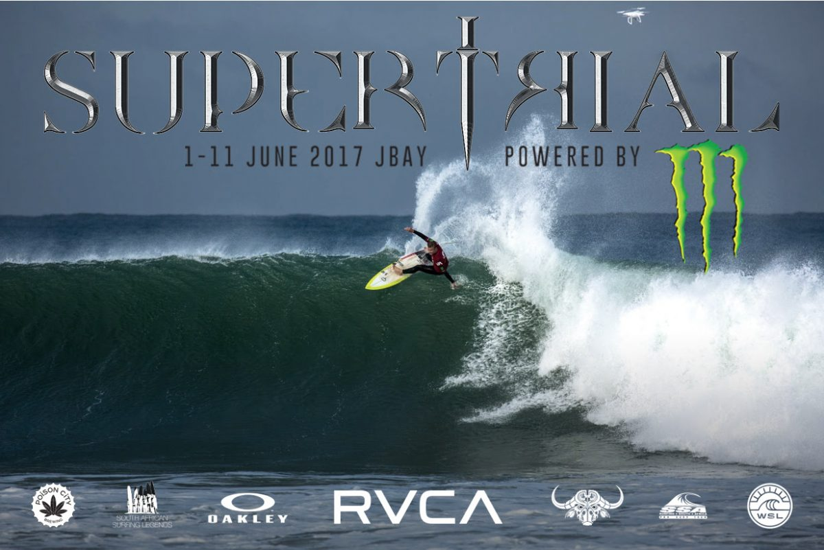 JBU Supertrial 1 - 11 June 2017